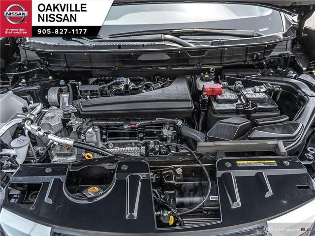 2018 Nissan Rogue S (Stk: N18181) in Oakville - Image 8 of 27