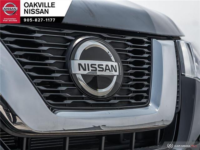 2018 Nissan Rogue S (Stk: N18181) in Oakville - Image 9 of 27