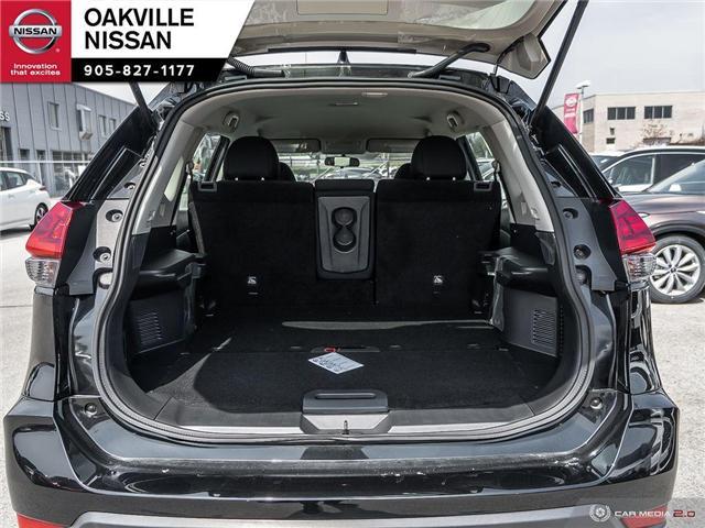 2018 Nissan Rogue S (Stk: N18181) in Oakville - Image 11 of 27