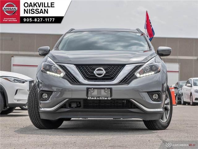 2018 Nissan Murano SV (Stk: N18272) in Oakville - Image 2 of 27