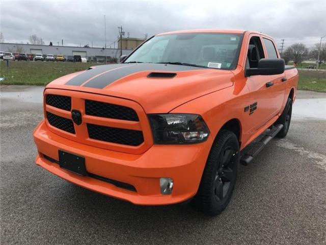 2019 RAM 1500 Classic ST (Stk: T18776) in Newmarket - Image 1 of 22