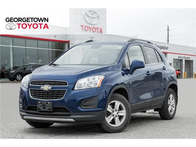 2013 Chevrolet Trax 1LT (Stk: 13-06719) in Georgetown - Image 1 of 18