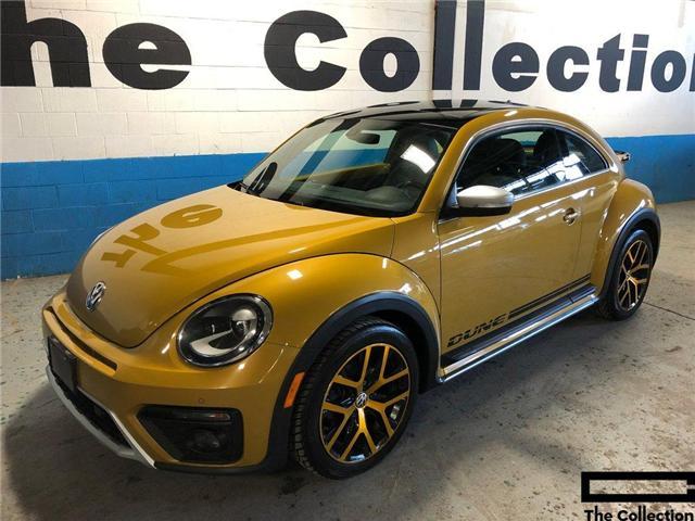 2017 Volkswagen Beetle 1.8 TSI Dune (Stk: 3VWS17) in Toronto - Image 1 of 27