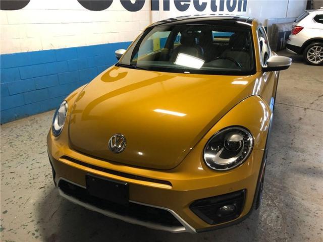2017 Volkswagen Beetle 1.8 TSI Dune (Stk: 3VWS17) in Toronto - Image 4 of 27