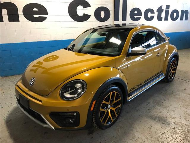 2017 Volkswagen Beetle 1.8 TSI Dune (Stk: 3VWS17) in Toronto - Image 5 of 27