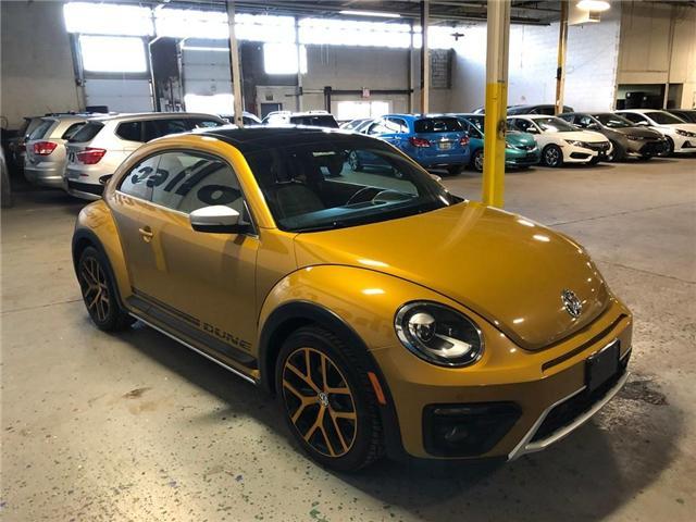 2017 Volkswagen Beetle 1.8 TSI Dune (Stk: 3VWS17) in Toronto - Image 7 of 27