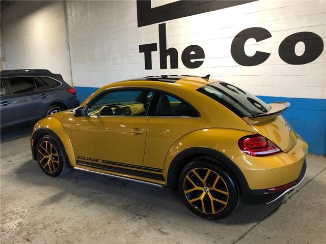 2017 Volkswagen Beetle 1.8 TSI Dune (Stk: 3VWS17) in Toronto - Image 13 of 27