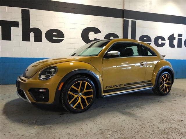 2017 Volkswagen Beetle 1.8 TSI Dune (Stk: 3VWS17) in Toronto - Image 15 of 27