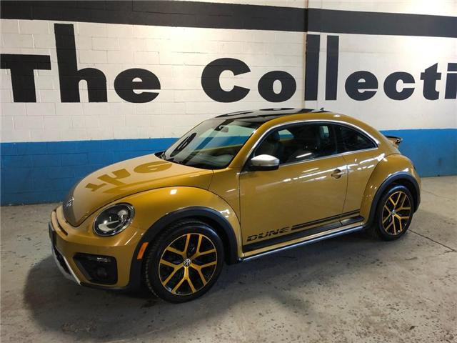 2017 Volkswagen Beetle 1.8 TSI Dune (Stk: 3VWS17) in Toronto - Image 16 of 27