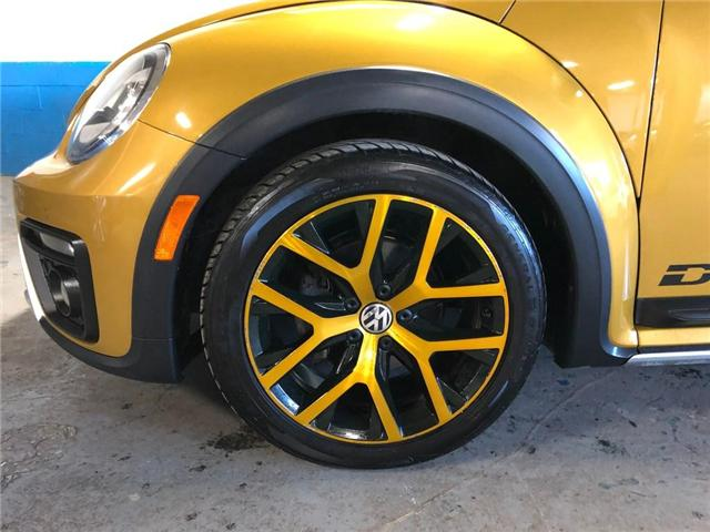2017 Volkswagen Beetle 1.8 TSI Dune (Stk: 3VWS17) in Toronto - Image 17 of 27