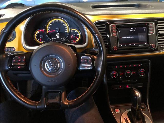 2017 Volkswagen Beetle 1.8 TSI Dune (Stk: 3VWS17) in Toronto - Image 19 of 27