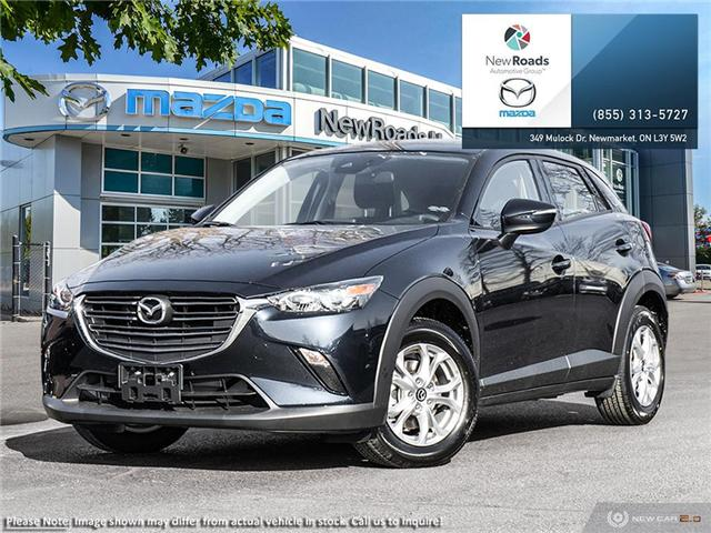2019 Mazda CX-3 GS (Stk: 41099) in Newmarket - Image 1 of 23