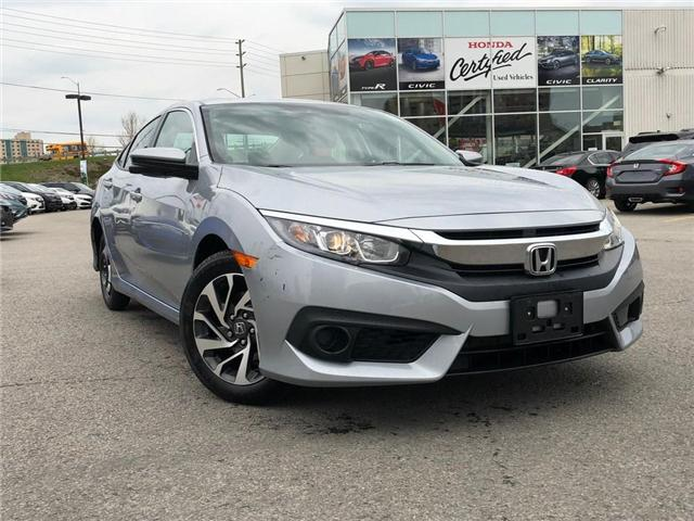 2017 Honda Civic EX (Stk: 190873P) in Richmond Hill - Image 1 of 15