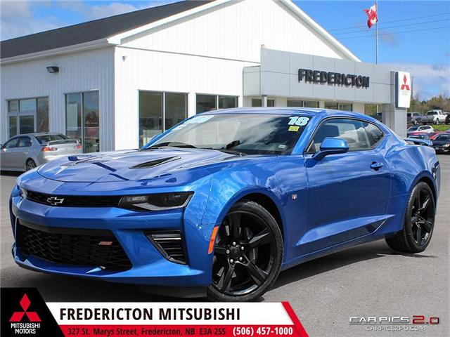 2018 Chevrolet Camaro 1SS (Stk: 190535A) in Fredericton - Image 1 of 25