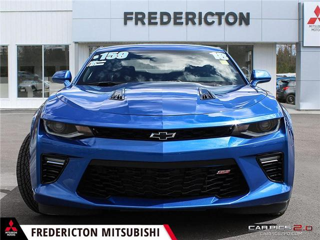 2018 Chevrolet Camaro 1SS (Stk: 190535A) in Fredericton - Image 2 of 25