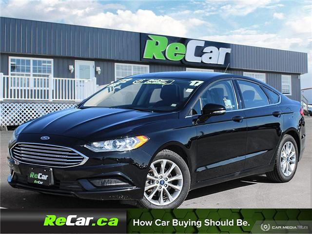 2017 Ford Fusion SE (Stk: 181417A) in Saint John - Image 1 of 24