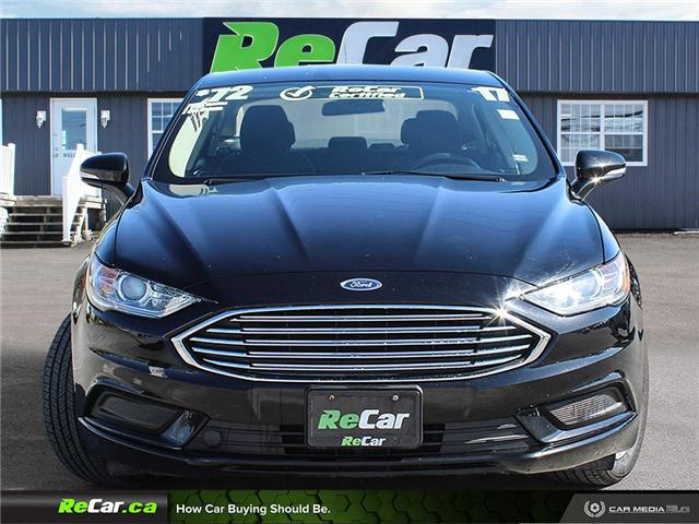 2017 Ford Fusion SE (Stk: 181417A) in Saint John - Image 2 of 24