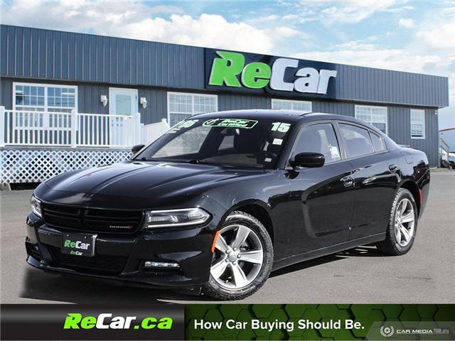 2015 Dodge Charger SXT (Stk: 190206A) in Saint John - Image 1 of 24