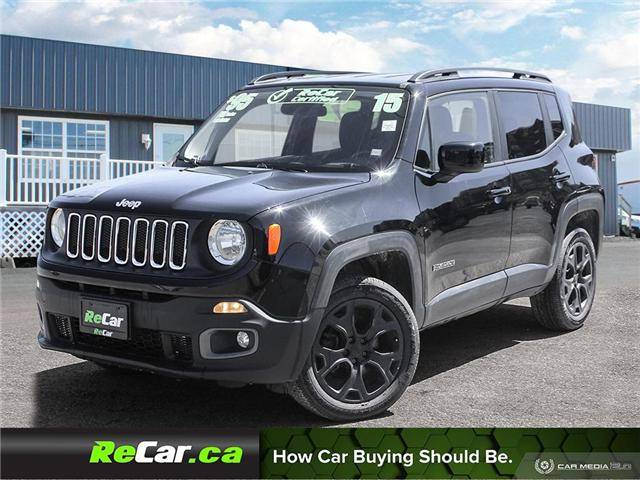 2015 Jeep Renegade North (Stk: 181436A) in Fredericton - Image 1 of 24