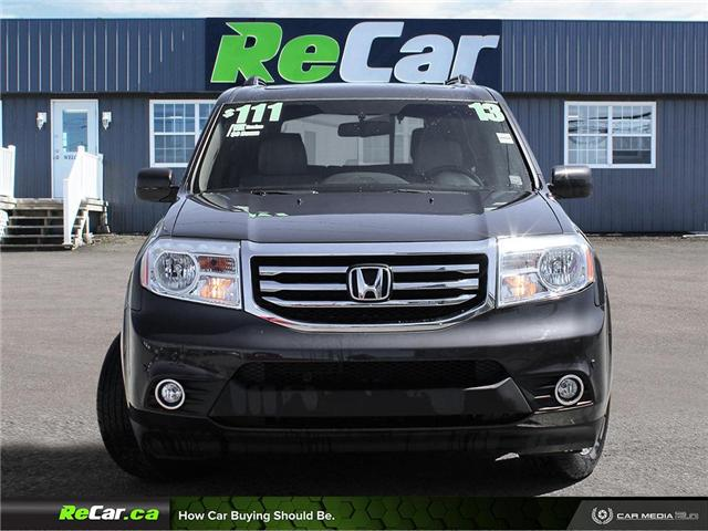 2013 Honda Pilot Touring (Stk: 181169A) in Fredericton - Image 2 of 30