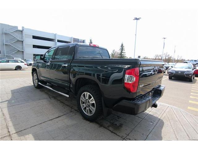 2014 Toyota Tundra Platinum 5.7L V8 (Stk: 3935A) in Calgary - Image 5 of 14