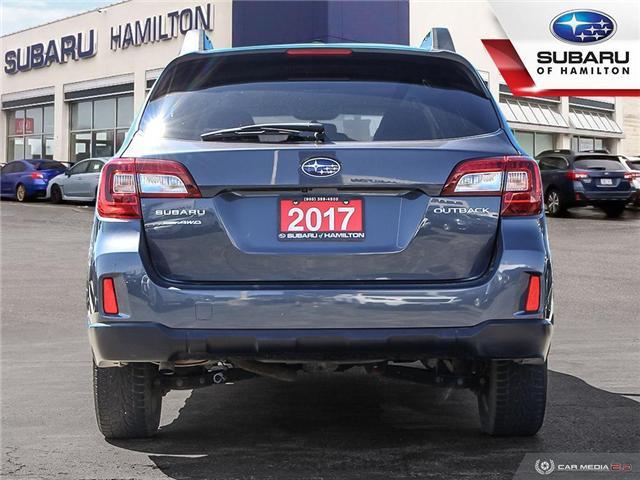 2017 Subaru Outback 2.5i Limited (Stk: U1435) in Hamilton - Image 5 of 27