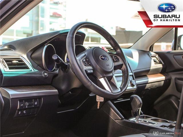 2017 Subaru Outback 2.5i Limited (Stk: U1435) in Hamilton - Image 6 of 27