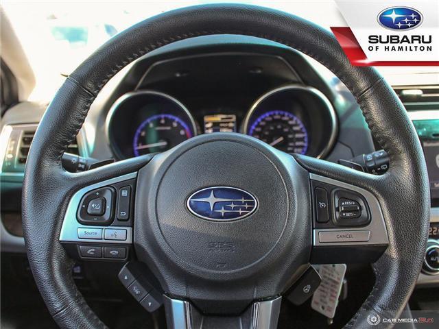 2017 Subaru Outback 2.5i Limited (Stk: U1435) in Hamilton - Image 7 of 27