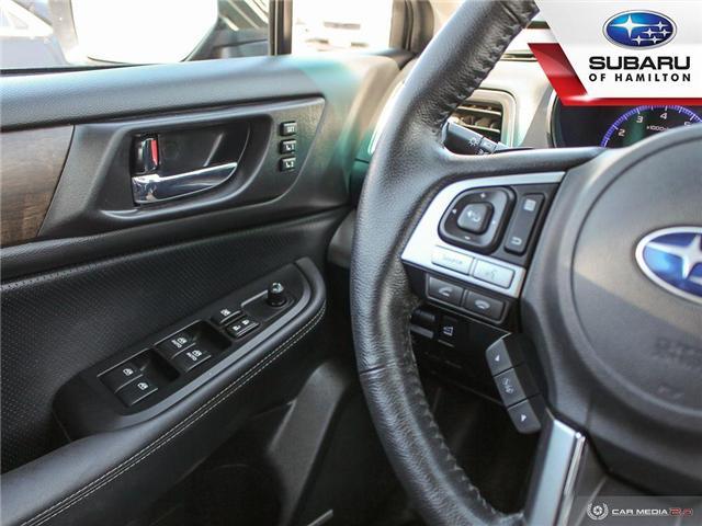 2017 Subaru Outback 2.5i Limited (Stk: U1435) in Hamilton - Image 10 of 27