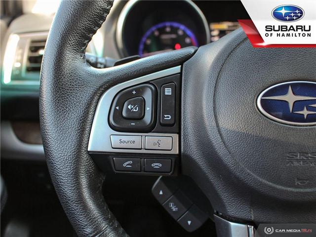 2017 Subaru Outback 2.5i Limited (Stk: U1435) in Hamilton - Image 11 of 27
