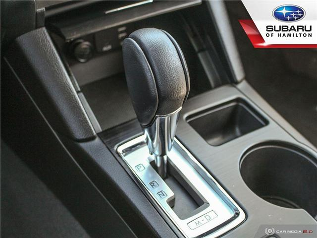 2017 Subaru Outback 2.5i Limited (Stk: U1435) in Hamilton - Image 12 of 27
