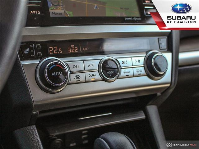 2017 Subaru Outback 2.5i Limited (Stk: U1435) in Hamilton - Image 13 of 27