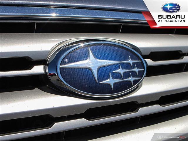 2017 Subaru Outback 2.5i Limited (Stk: U1435) in Hamilton - Image 24 of 27