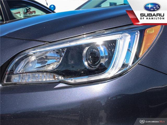 2017 Subaru Outback 2.5i Limited (Stk: U1435) in Hamilton - Image 25 of 27