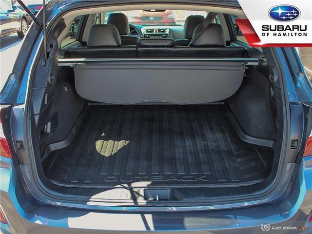 2017 Subaru Outback 2.5i Limited (Stk: U1435) in Hamilton - Image 26 of 27