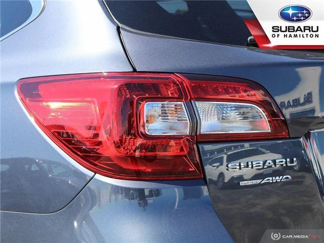 2017 Subaru Outback 2.5i Limited (Stk: U1435) in Hamilton - Image 27 of 27