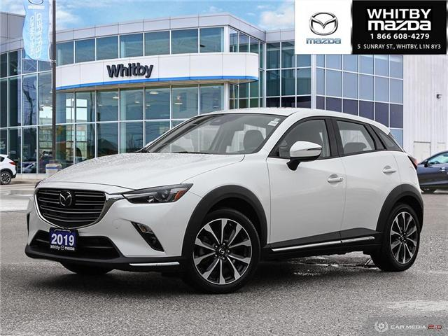 2019 Mazda CX-3 GT (Stk: 190060) in Whitby - Image 1 of 27