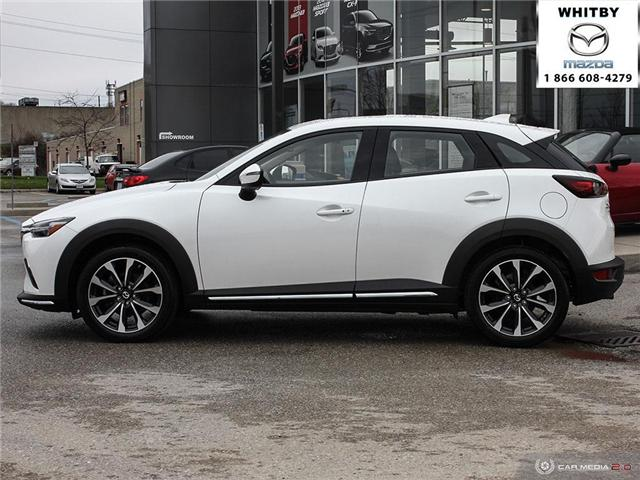 2019 Mazda CX-3 GT (Stk: 190060) in Whitby - Image 3 of 27
