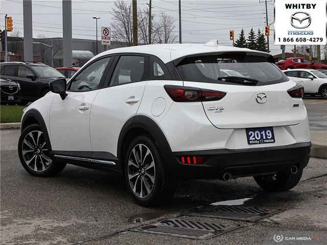 2019 Mazda CX-3 GT (Stk: 190060) in Whitby - Image 4 of 27