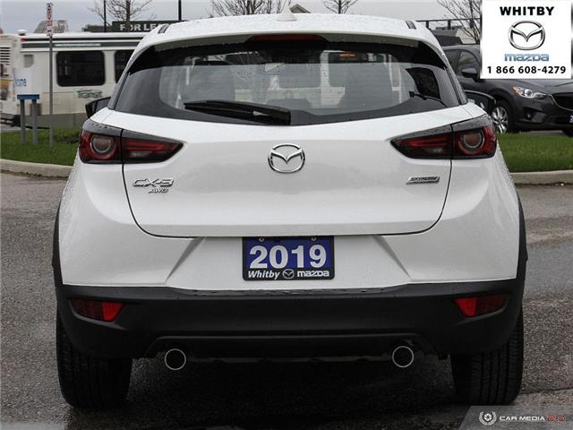 2019 Mazda CX-3 GT (Stk: 190060) in Whitby - Image 5 of 27