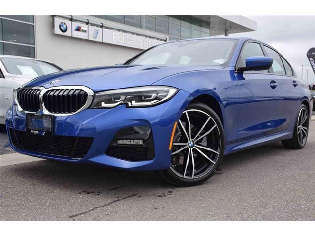 2019 BMW 330i xDrive (Stk: 9J84117) in Brampton - Image 1 of 12