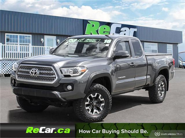 2016 Toyota Tacoma TRD Off Road (Stk: 190475A) in Saint John - Image 1 of 22