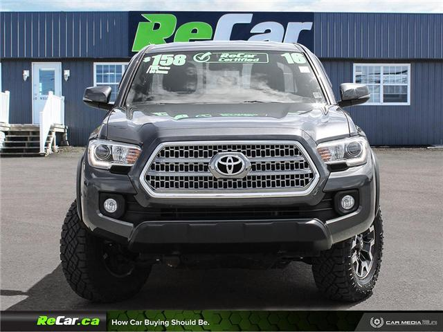 2016 Toyota Tacoma TRD Off Road (Stk: 190475A) in Saint John - Image 2 of 22