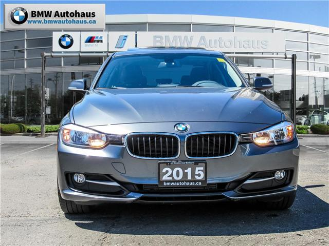 2015 BMW 320i xDrive (Stk: N19009A) in Thornhill - Image 2 of 24