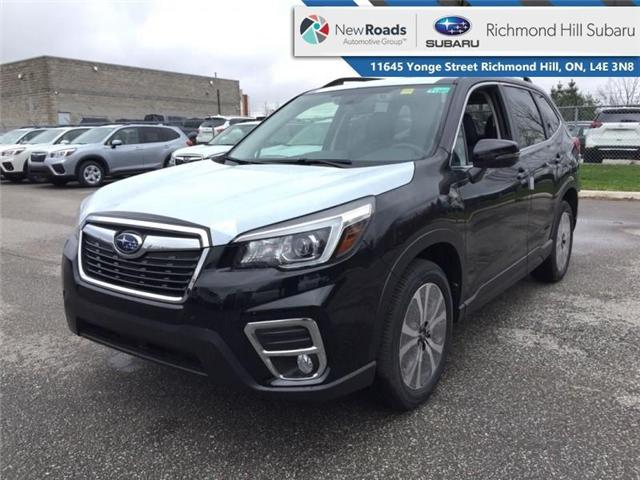 2019 Subaru Forester Limited Eyesight CVT (Stk: 32599) in RICHMOND HILL - Image 1 of 20