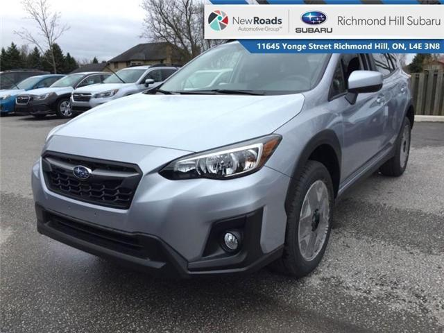 2019 Subaru Crosstrek Touring CVT (Stk: 32603) in RICHMOND HILL - Image 1 of 19