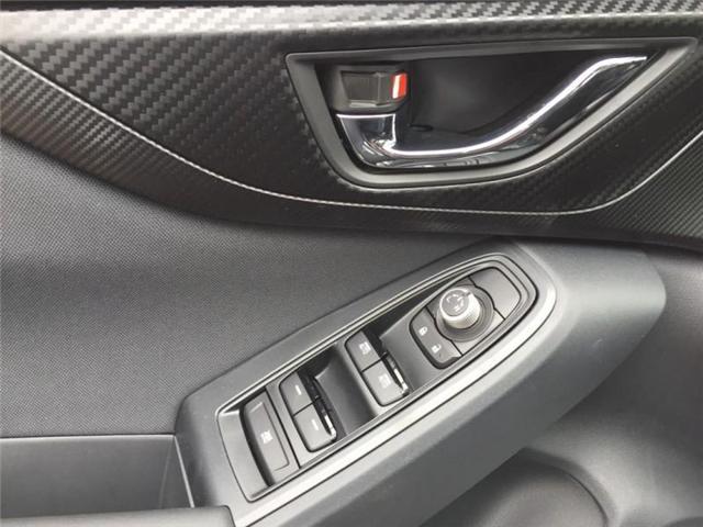 2019 Subaru Crosstrek Touring CVT (Stk: 32603) in RICHMOND HILL - Image 17 of 19