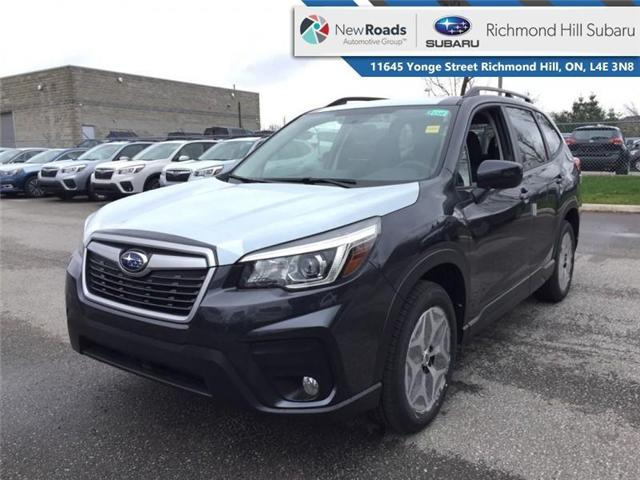 2019 Subaru Forester Convenience Eyesight CVT (Stk: 32607) in RICHMOND HILL - Image 1 of 19