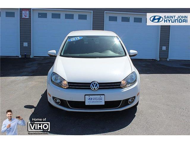 2013 Volkswagen Golf  (Stk: U2056) in Saint John - Image 2 of 17