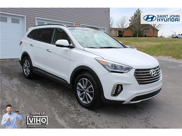 2018 Hyundai Santa Fe XL  (Stk: U2154) in Saint John - Image 1 of 24